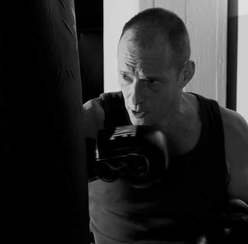 foto di Luca Fontana, istruttore di Taekwondo